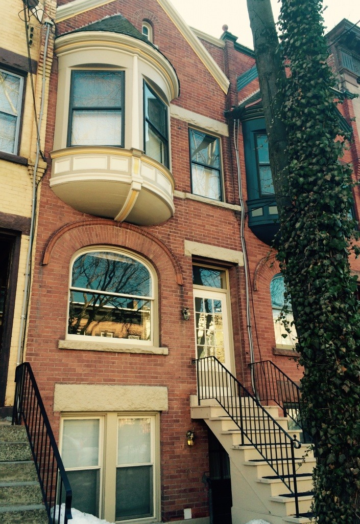 222 Jay St. is located in the historic Center Square neighborhood of Albany.