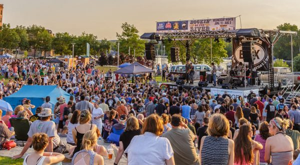 Rockin on the River - Free Music Concert in Troy NY